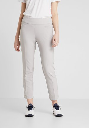 PULLON ANKLE PANT - Trousers - grey two