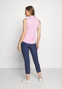 adidas Golf - PULLON ANKLE PANT - Kalhoty - tech indigo - 2