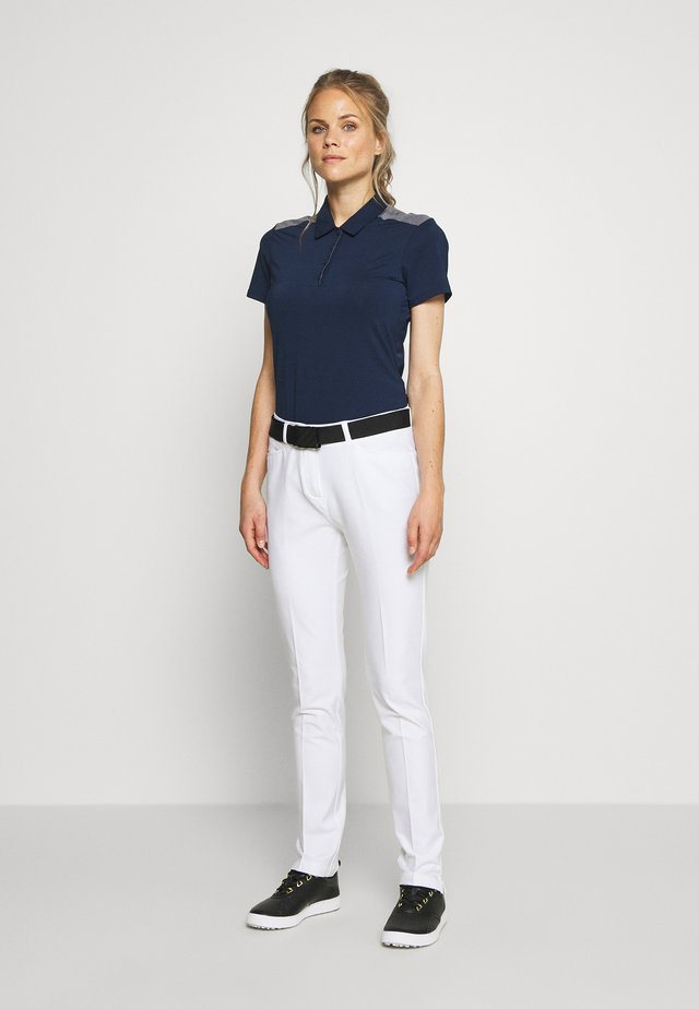 PANT - Trousers - white