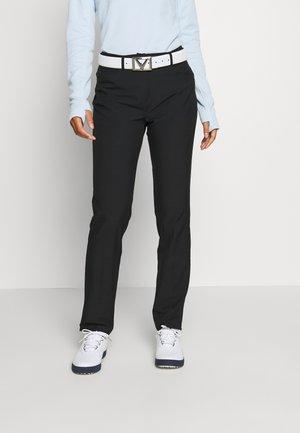 PANT - Kalhoty - black