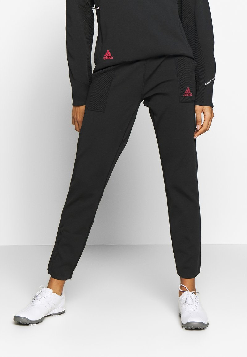 adidas Golf - Kalhoty - black