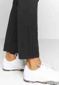 adidas Golf - Kalhoty - black - 4