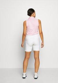 adidas Golf - Sportovní kraťasy - white - 2