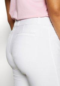 adidas Golf - Sportovní kraťasy - white - 4