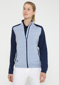 adidas Golf - ESSENTIALS WIND JACKET - Větrovka - night indigo - 0