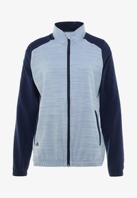 adidas Golf - ESSENTIALS WIND JACKET - Větrovka - night indigo - 4