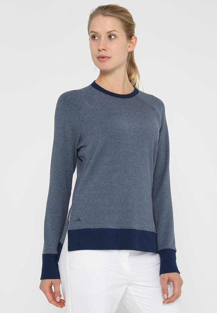 adidas Golf - BEYOND CREWNECK - Sweatshirt - night indigo