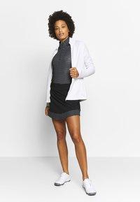 adidas Golf - Sportovní bunda - white - 1