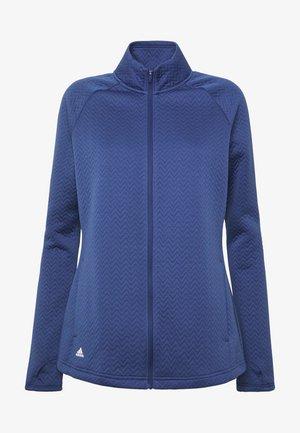 Training jacket - tech indigo