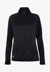 adidas Golf - Sportovní bunda - black - 4