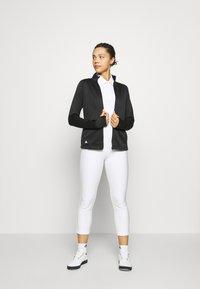 adidas Golf - Sportovní bunda - black - 1
