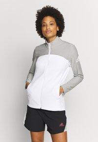 adidas Golf - GOTO  - Trainingsjacke - white/solid grey - 0
