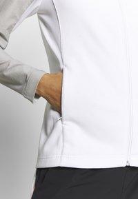 adidas Golf - GOTO  - Trainingsjacke - white/solid grey - 3