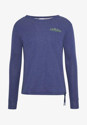 Sweatshirt - tech indigo