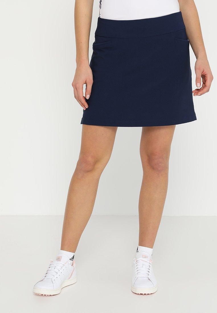 adidas Golf - ULTIMATE ADISTAR SKORT - Spódnica sportowa - night indigo