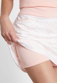 adidas Golf - ULTIMATE PRINTED SKORT - Gonna sportivo - glow pink - 4