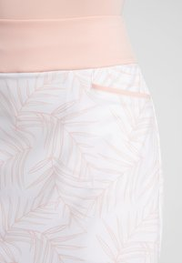 adidas Golf - ULTIMATE PRINTED SKORT - Gonna sportivo - glow pink - 3