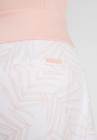 adidas Golf - ULTIMATE PRINTED SKORT - Gonna sportivo - glow pink - 6
