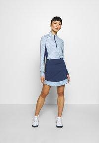 adidas Golf - SKORT - Sportovní sukně - tech indigo - 1