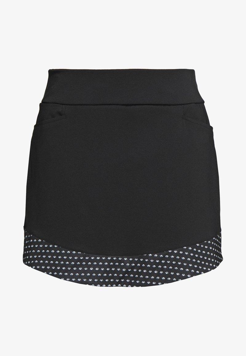 adidas Golf SKORT - Sports skirt - black