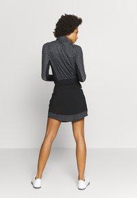 adidas Golf - SKORT - Sportovní sukně - black - 2