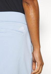 adidas Golf - PRIMEBLUE SKIRT - Sportovní sukně - easy blue - 3