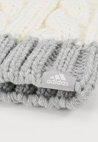 adidas Golf - TWO TONED POM BEANIE - Mössa - white - 4