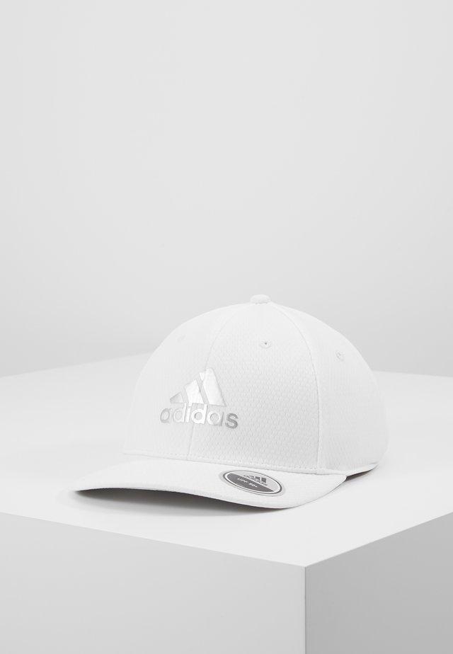 W TOUR CAP - Kšiltovka - white