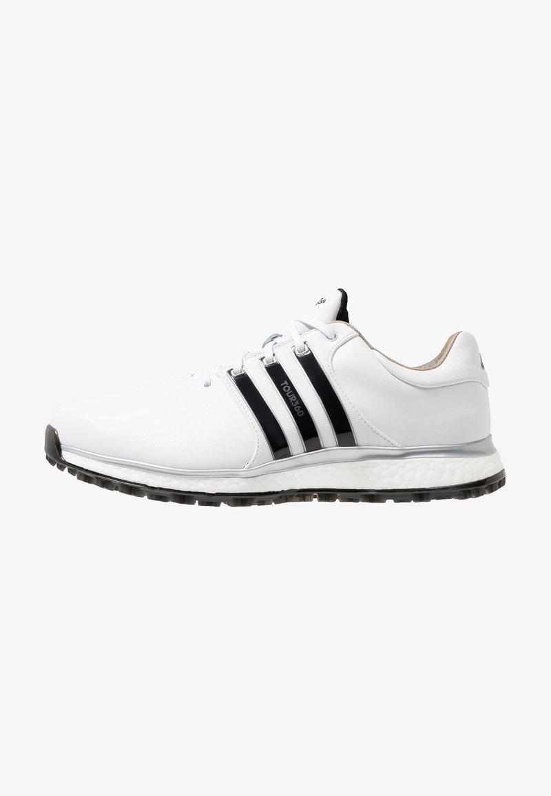 adidas Golf - TOUR360 XT-SL - Golfschoenen - footwear white/core black/silver metallic