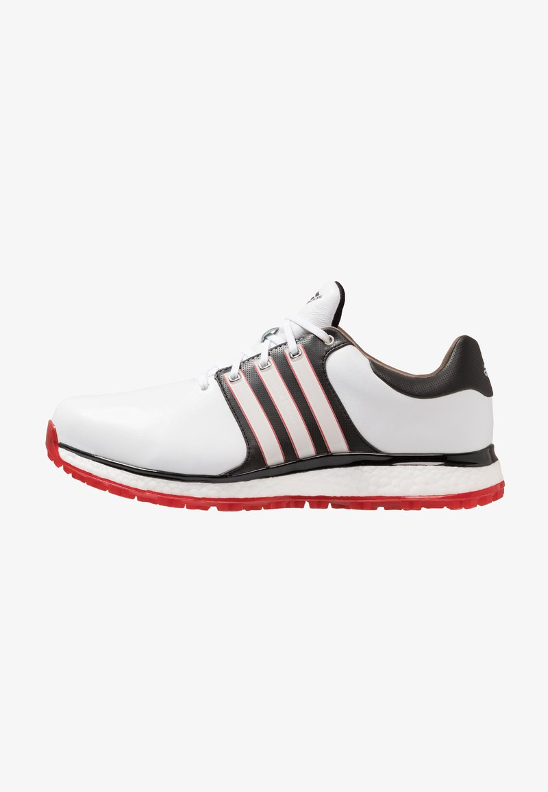 adidas Golf - TOUR360 XT-SL - Golfsko - footwear white/core black/scarlet