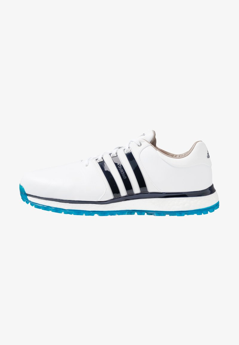 adidas Golf - TOUR360 XT-SL - Golf shoes - white/legend ink/active teal