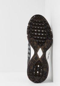 adidas Golf - TOUR360 XT-SL - Obuwie do golfa - core black/iron metallic/footwear white - 4