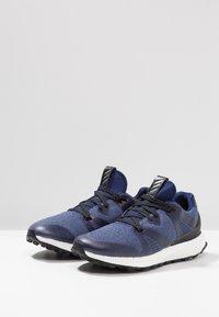 adidas Golf - CROSSKNIT 3.0 - Golfové boty - dark blue/core black/nightmetallic - 2