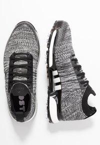 adidas Golf - TOUR360 XT PRIMEKNIT - Golfové boty - core black/footwear white/silver metallic - 1