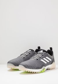 adidas Golf - CODECHAOS - Chaussures de golf - grey three/footwear white/core black - 2