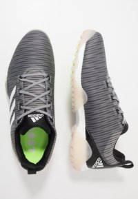 adidas Golf - CODECHAOS - Chaussures de golf - grey three/footwear white/core black - 1