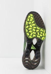 adidas Golf - CODECHAOS - Golfové boty - core black/signal green/footwear white - 4