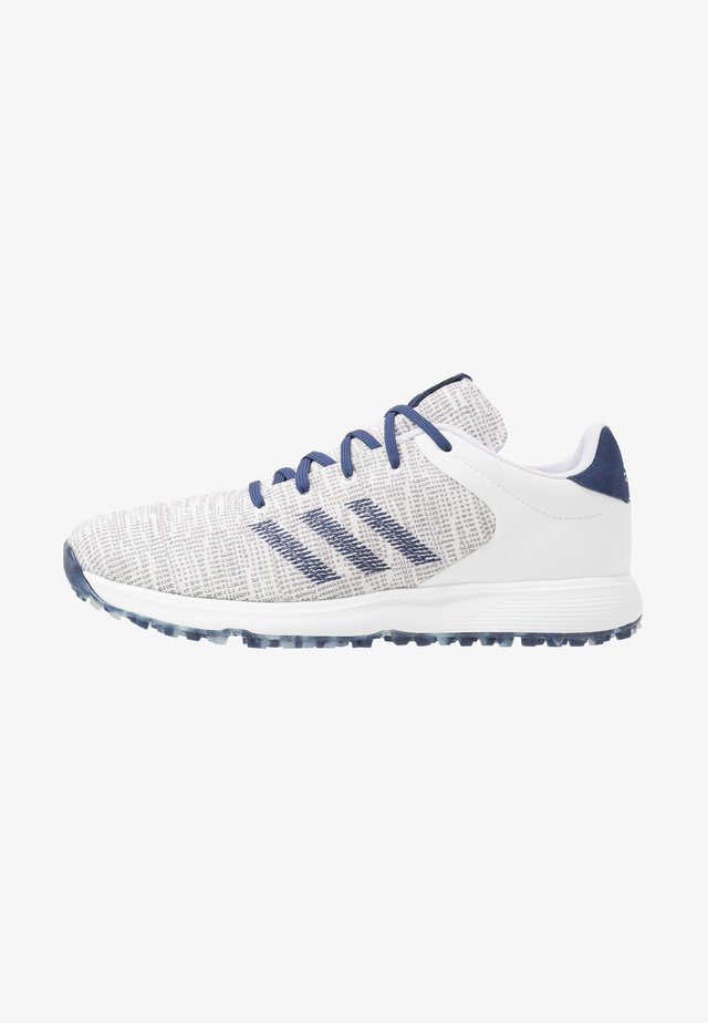 S2G - Golfové boty - footwear white/tech indigo/grey three