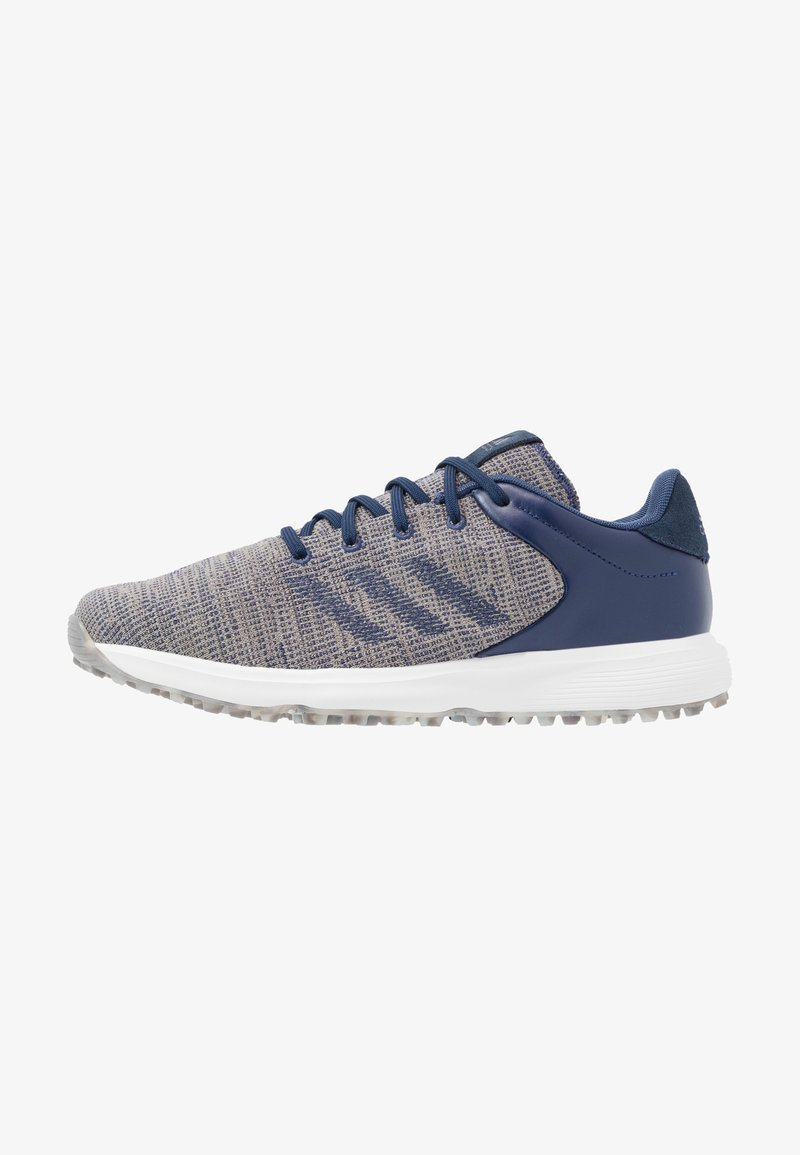 adidas Golf - S2G - Obuwie do golfa - tech indigo/collegiate navy/grey three