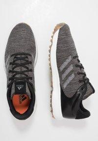 adidas Golf - S2G - Golfsko - core black/grey three/grey four - 1