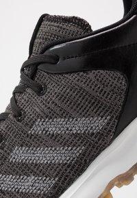 adidas Golf - S2G - Golfsko - core black/grey three/grey four - 5