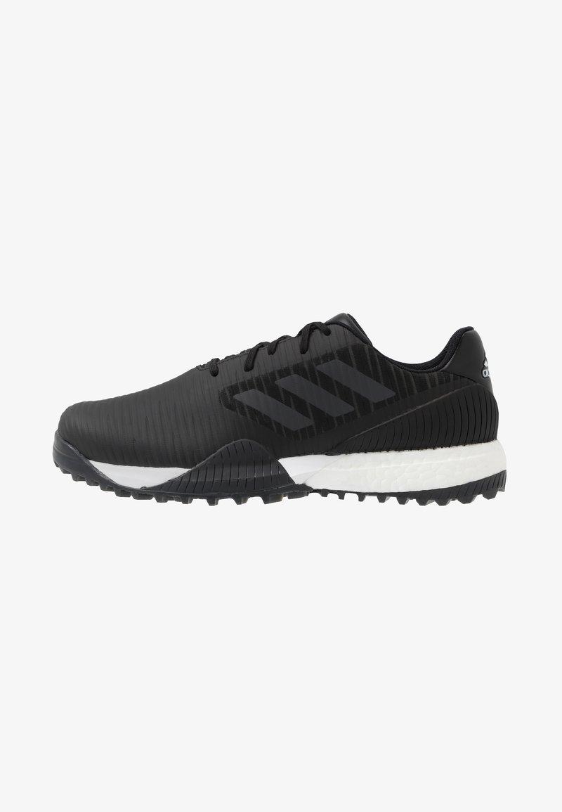 adidas Golf - CODECHAOS SPORT - Golfové boty - core black/dark grey heather/solid grey/glory blue