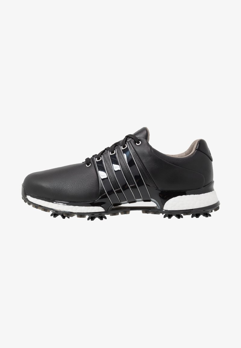 adidas Golf - TOUR360 XT - Golfové boty - core black/silver metallic