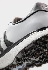 adidas Golf - TOUR360 XT-SL - Obuwie do golfa - footwear white/matte silver/core black - 5