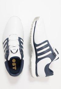 adidas Golf - TOUR360 XT SL BOA - Golfové boty - footwear white/core black - 1