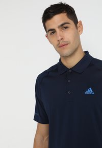 adidas Golf - ULTIMATE365 CLIMACOOL SOLID - T-shirt de sport - collegiate navy - 3