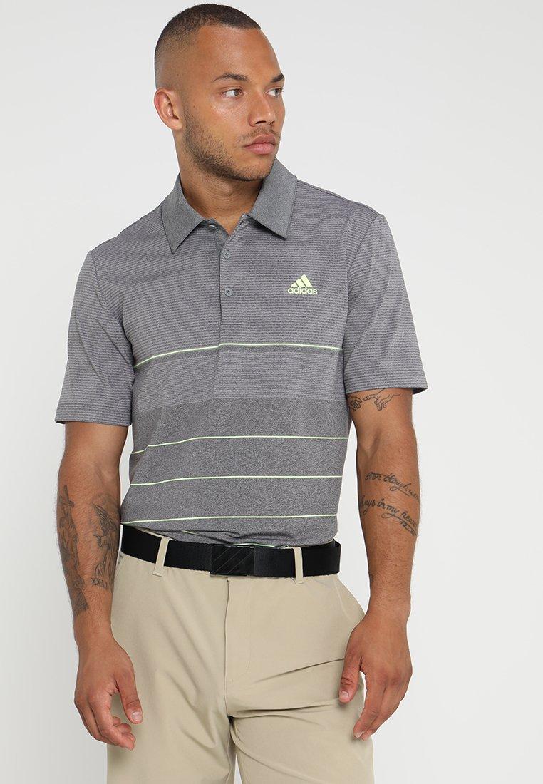 adidas Golf - Camiseta de deporte - grey five heather