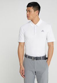 adidas Golf - ULTIMATE365 SOLID - Funktionstrøjer - white - 0