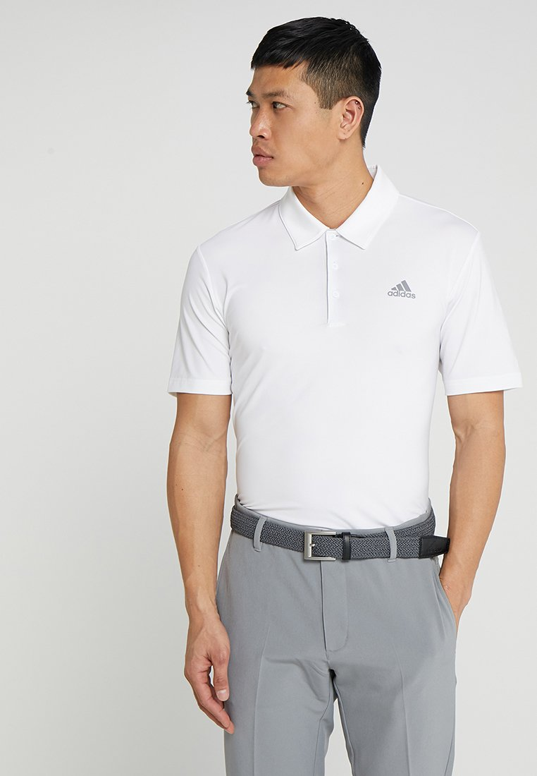 adidas Golf - ULTIMATE365 SOLID - Funktionstrøjer - white