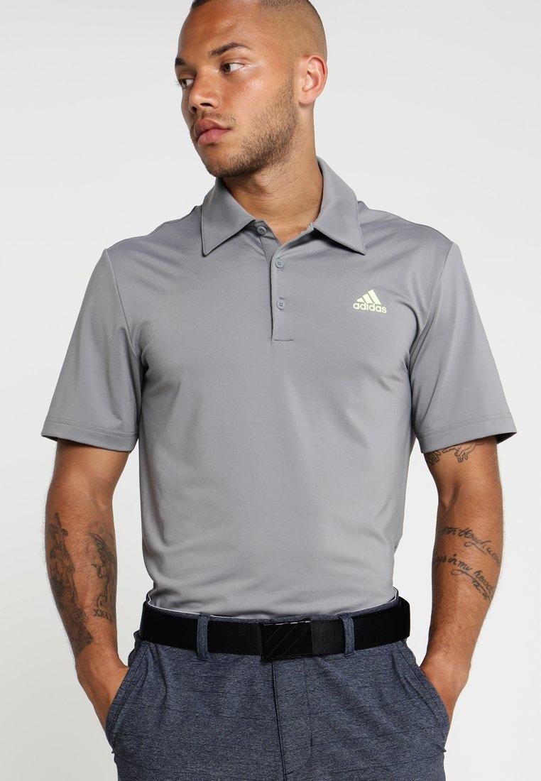 adidas Golf - ULTIMATE365 SOLID - Funktionsshirt - grey three